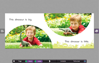 My Dinosaurs Interactive Book screen-shot